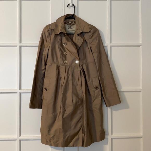 Burberry Trench Coat Jacket
